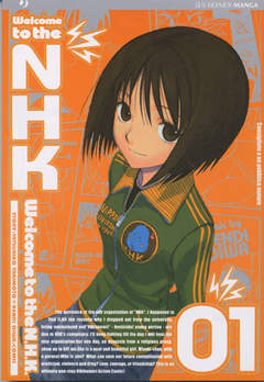 Copertina WELCOME TO THE N.H.K. n.1 - WELCOME TO THE N.H.K.       , JPOP