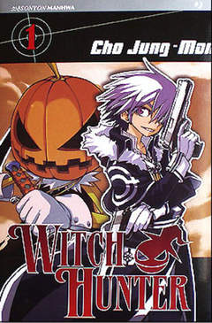 Copertina WITCH HUNTER n.1 - WITCH HUNTER, JPOP