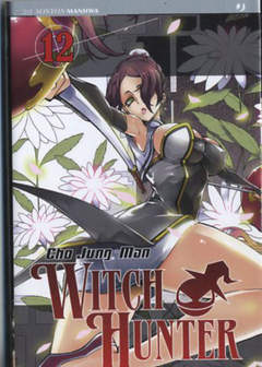 Copertina WITCH HUNTER n.12 - WITCH HUNTER, JPOP