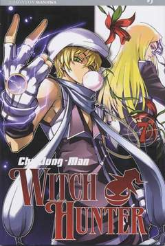 Copertina WITCH HUNTER n.7 - WITCH HUNTER, JPOP