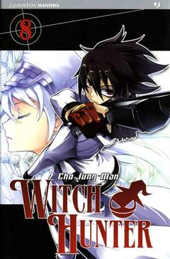 Copertina WITCH HUNTER n.8 - WITCH HUNTER, JPOP