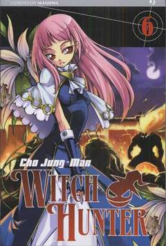 Copertina WITCH HUNTER n.6 - WITCH HUNTER                , JPOP