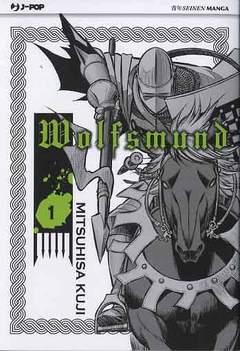 Copertina WOLFSMUND n.1 - WOLFSMUND, JPOP