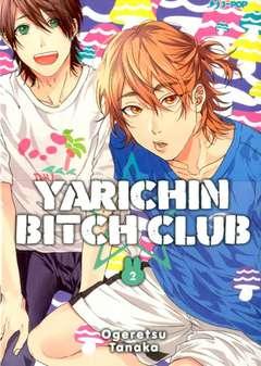 Copertina YARICHIN BITCH CLUB n.2 - YARICHIN BITCH CLUB, JPOP