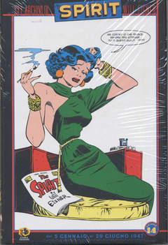 Copertina Collezione Will Eisner n.14 - GLI ARCHIVI DI SPIRIT, KAPPA EDIZIONI