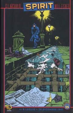 Copertina Collezione Will Eisner n.15 - GLI ARCHIVI DI SPIRIT, KAPPA EDIZIONI