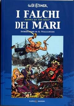 Copertina Collezione Will Eisner n. - I FALCHI DEI MARI, KAPPA EDIZIONI