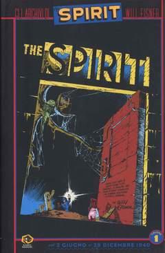 Copertina Collezione Will Eisner n.1 - GLI ARCHIVI DI SPIRIT, KAPPA EDIZIONI