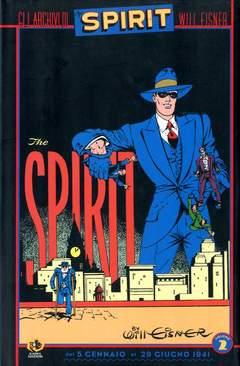 Copertina Collezione Will Eisner n.2 - GLI ARCHIVI DI SPIRIT, KAPPA EDIZIONI