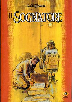 Copertina Collezione Will Eisner n. - IL SOGNATORE, KAPPA EDIZIONI