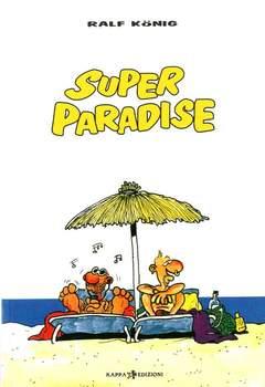 Copertina Jet Lag n. - SUPER PARADISE, KAPPA EDIZIONI
