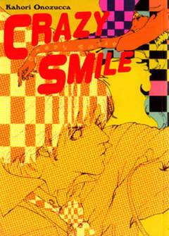 Copertina Manga San n. - CRAZY SMILE, KAPPA EDIZIONI