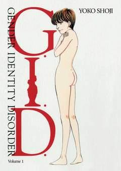 Copertina Manga San n.1 - G.I.D. GENDER IDENTITY DISORDER, KAPPA EDIZIONI