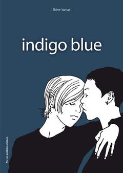 Copertina Manga San n. - INDIGO BLUE, KAPPA EDIZIONI