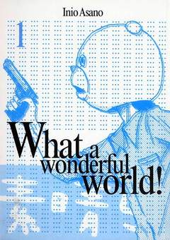Copertina Manga San n.1 - WHAT A WONDERFUL WORLD!, KAPPA EDIZIONI