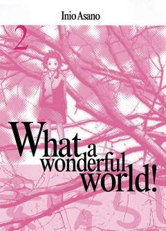 Copertina Manga San n.2 - WHAT A WONDERFUL WORLD!, KAPPA EDIZIONI