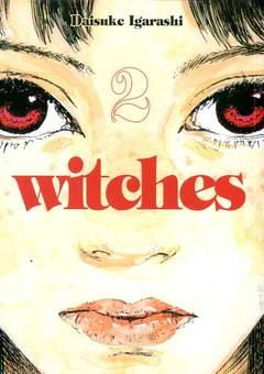 Copertina Manga San n.2 - WITCHES, KAPPA EDIZIONI