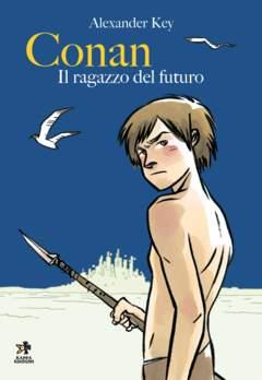 Copertina Mangazine n. - CONAN IL RAGAZZO DEL FUTURO, KAPPA EDIZIONI