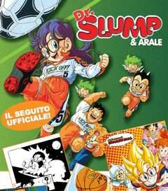 Copertina Mangazine n. - DR. SLUMP & ARALE - BENTORNATI AL VILLAGGIO PINGUINO, KAPPA EDIZIONI