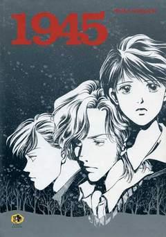 Copertina Mondo Naif Graphic Novel n. - 1945, KAPPA EDIZIONI