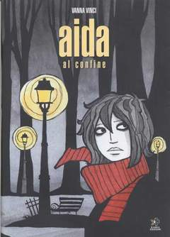 Copertina Mondo Naif Graphic Novel n. - AIDA AL CONFINE, KAPPA EDIZIONI