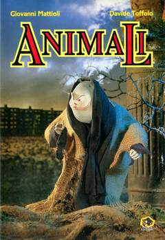 Copertina Mondo Naif Graphic Novel n. - ANIMALI, KAPPA EDIZIONI