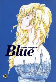 Copertina Mondo Naif Graphic Novel n. - BLUE, KAPPA EDIZIONI