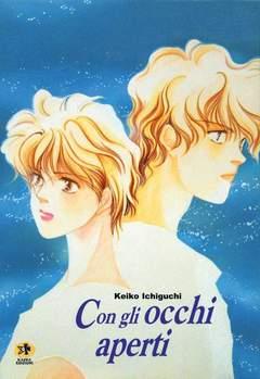 Copertina Mondo Naif Graphic Novel n. - CON GLI OCCHI APERTI, KAPPA EDIZIONI