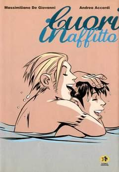 Copertina Mondo Naif Graphic Novel n. - CUORI IN AFFITTO, KAPPA EDIZIONI