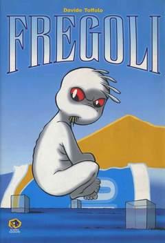 Copertina Mondo Naif Graphic Novel n. - FREGOLI, KAPPA EDIZIONI