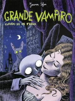 Copertina Mondo Naif Graphic Novel n. - GRANDE VAMPIRO, KAPPA EDIZIONI