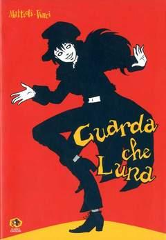 Copertina Mondo Naif Graphic Novel n. - GUARDA CHE LUNA, KAPPA EDIZIONI