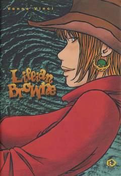 Copertina Mondo Naif Graphic Novel n. - LILLIAN BROWNE, KAPPA EDIZIONI