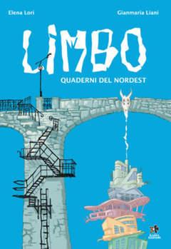 Copertina Mondo Naif Graphic Novel n. - LIMBO - QUADERNI DEL NORDEST, KAPPA EDIZIONI
