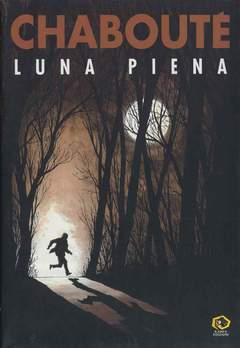 Copertina Mondo Naif Graphic Novel n. - LUNA PIENA, KAPPA EDIZIONI