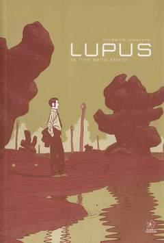 Copertina Mondo Naif Graphic Novel n.2 - LUPUS, KAPPA EDIZIONI