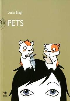 Copertina Mondo Naif Graphic Novel n. - PETS, KAPPA EDIZIONI