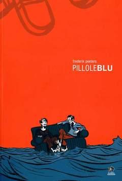 Copertina Mondo Naif Graphic Novel n. - PILLOLE BLU, KAPPA EDIZIONI