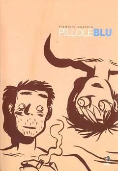 Copertina Mondo Naif Graphic Novel n. - PILLOLE BLU (prima edizione), KAPPA EDIZIONI