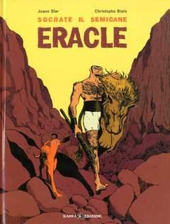 Copertina Mondo Naif Graphic Novel n.1 - SOCRATE SEMICANE - ERACLE, KAPPA EDIZIONI