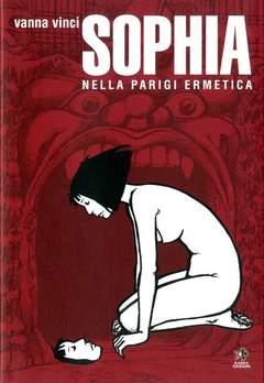 Copertina Mondo Naif Graphic Novel n. - SOPHIA NELLA PARIGI ERMETICA, KAPPA EDIZIONI