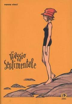Copertina Mondo Naif Graphic Novel n. - VIAGGIO SENTIMENTALE, KAPPA EDIZIONI