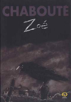 Copertina Mondo Naif Graphic Novel n. - ZOE, KAPPA EDIZIONI