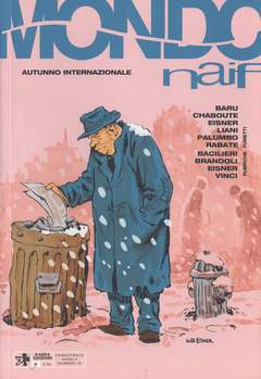 Copertina MONDO NAIF NUOVA SERIE n.19 - MONDO NAIF NUOVA SERIE, KAPPA EDIZIONI