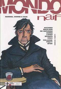 Copertina MONDO NAIF NUOVA SERIE n.22 - MONDO NAIF NUOVA SERIE, KAPPA EDIZIONI