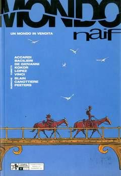 Copertina MONDO NAIF NUOVA SERIE n.24 - MONDO NAIF NUOVA SERIE      24, KAPPA EDIZIONI