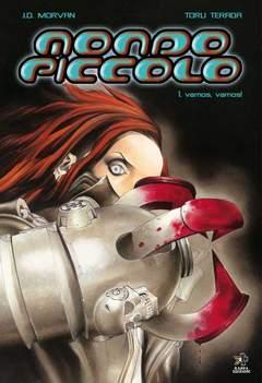 Copertina Ronin Manga n.1 - MONDO PICCOLO, KAPPA EDIZIONI