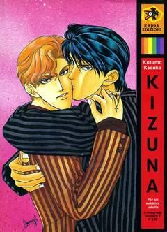 Copertina Shonen Ai / Boys Love / Yaoi n.3 - KIZUNA, KAPPA EDIZIONI