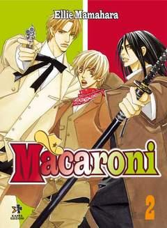 Copertina Shonen Ai / Boys Love / Yaoi n.2 - MACARONI, KAPPA EDIZIONI