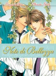 Copertina Shonen Ai / Boys Love / Yaoi n. - NOTE DI BELLEZZA, KAPPA EDIZIONI